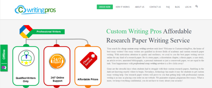 CustomWritingPros