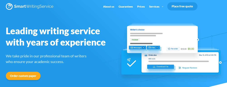 smart writer service
